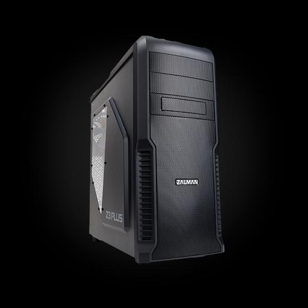 Zalman Z3 Plus Black цена