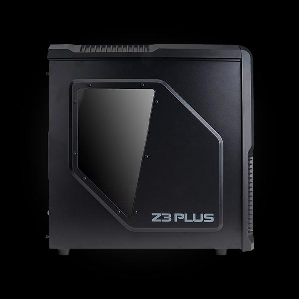 Zalman Z3 Plus Black фото