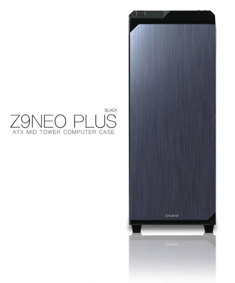 Корпус ZALMAN Z9 NEO Plus. Фото 1