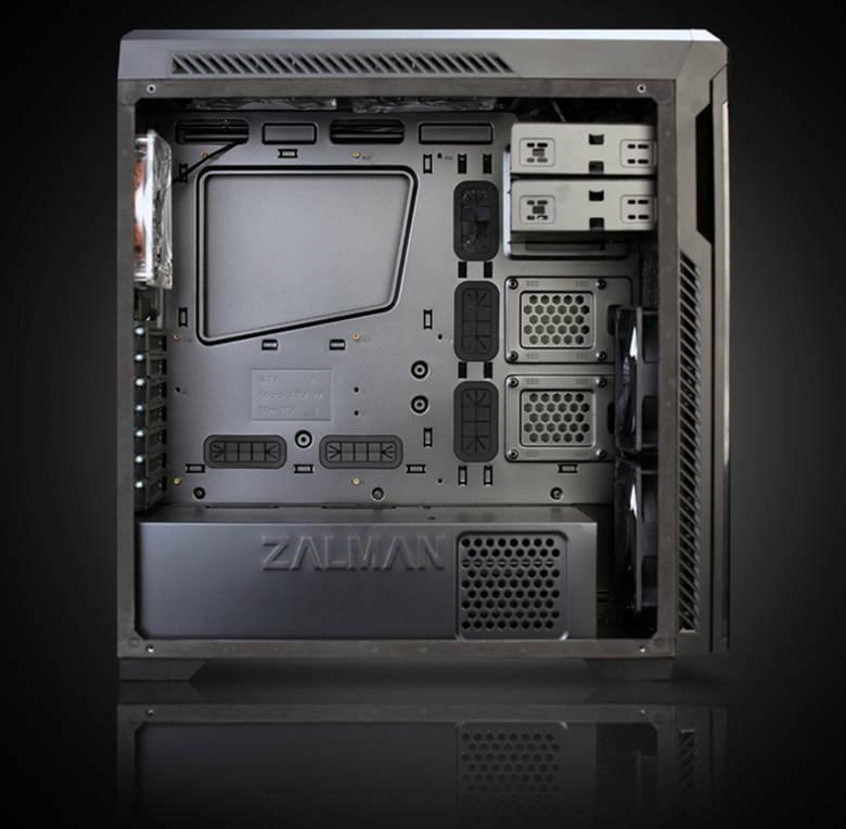 Корпус ZALMAN Z9 NEO Plus. Фото 2