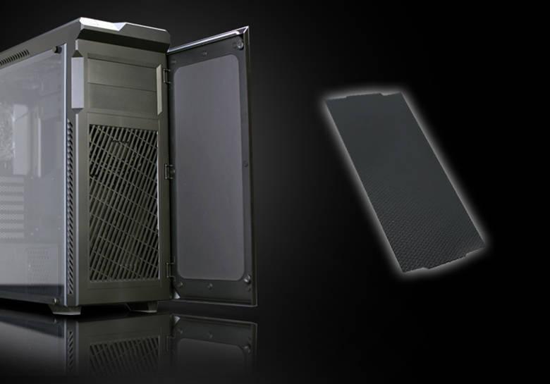 Пылевой фильтр в корпусе