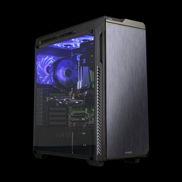 Zalman Z9 NEO Plus Black купить