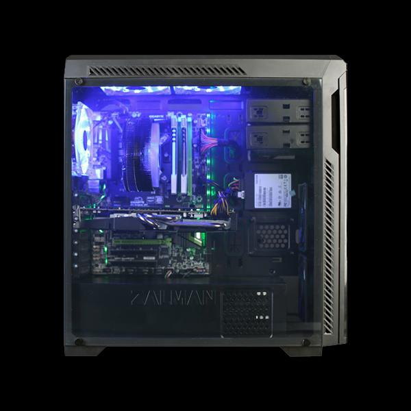 Zalman Z9 NEO Plus Black стоимость