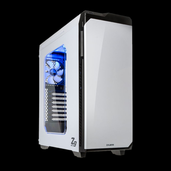 Zalman Z9 NEO White купить