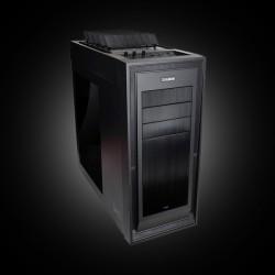 Корпус ZALMAN H1 (Black) Steel/Plastic_66911 - Уценка