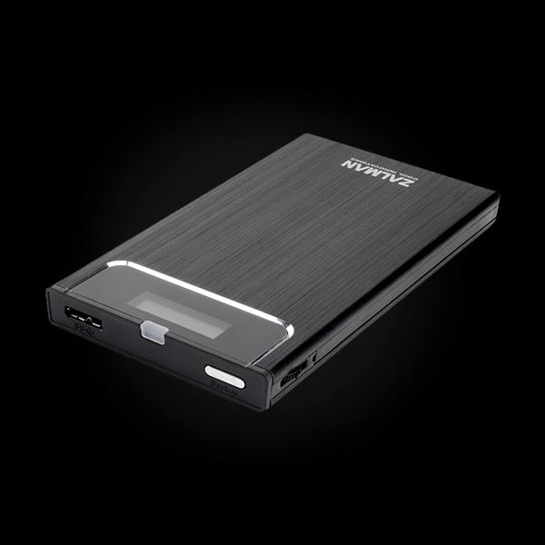 Необычный внешний бокс для HDD. у компании Zalman на рынке «HDD корпус для.